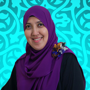 Shariffa Natashah Aljunied Teacher, Madrasah (Part-Time)