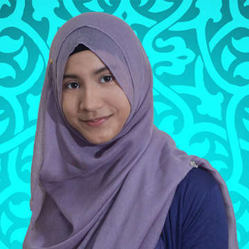 Lina Sabrina Bte Ahmad Teacher, Madrasah (Part-Time)