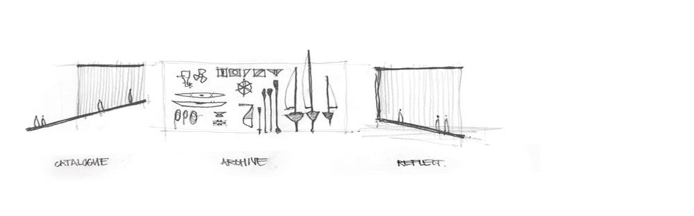 Conceptual Sketch / Search Bar