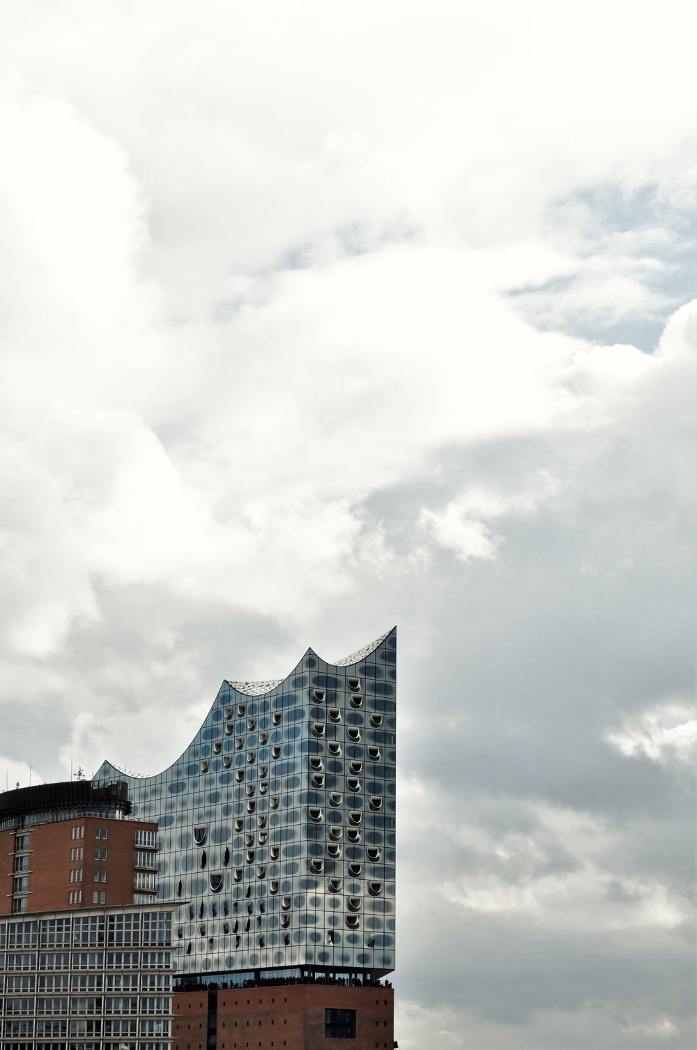 Elbphilharmonie, photo by author