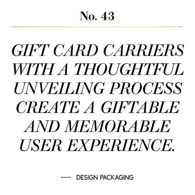 #dpipacktip   #packaging   #structuraldesign   #giftcard   #DesignPackaging