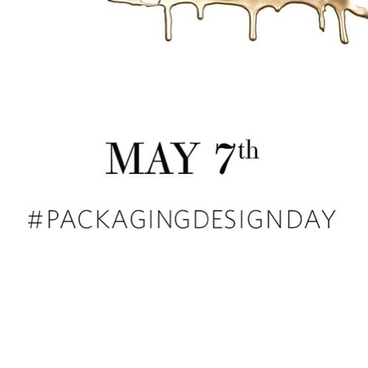 May 7th is National Packaging Design Day, celebrating design and designers around the world. #packagingdesignday