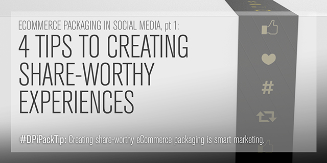 Ecommerce Packaging in Social Media - Read Article Here