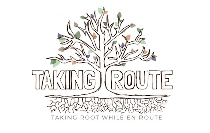 Taking route blog