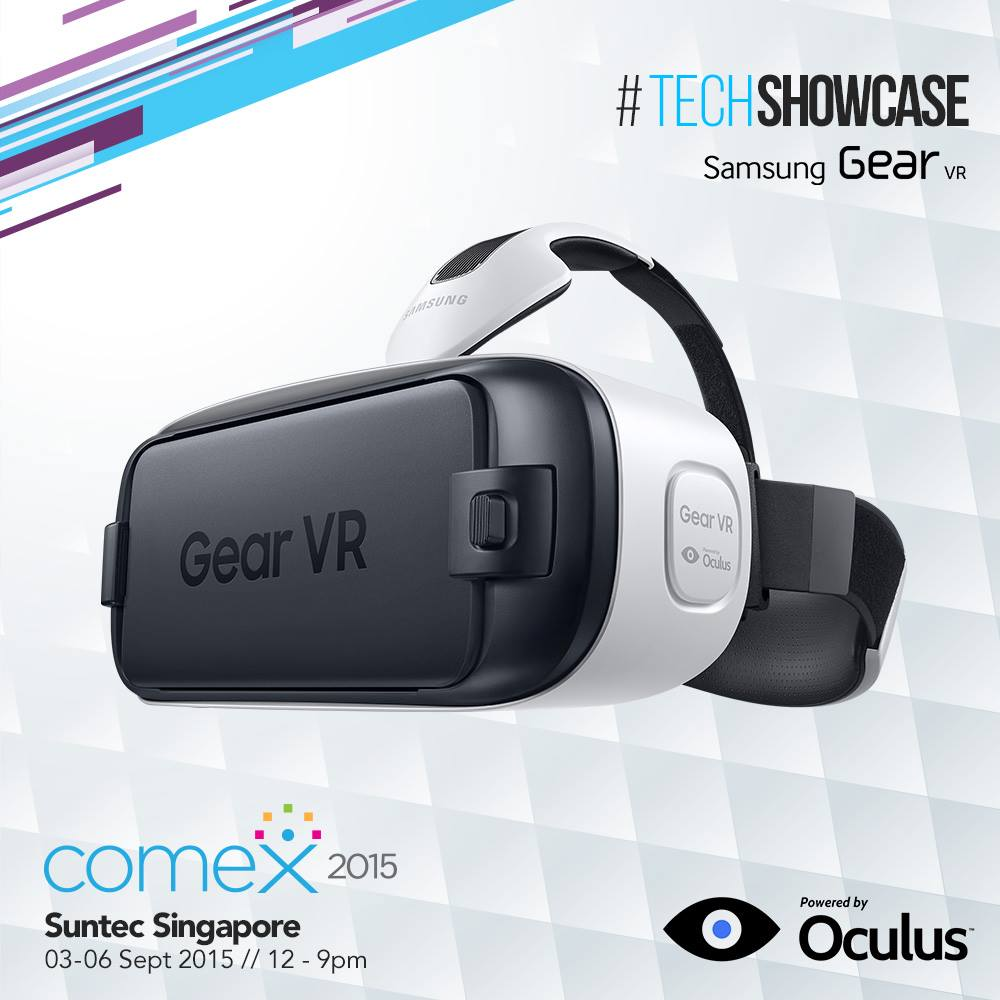 The Samsung Gear VR promises to provide an immersive 3D experience, anytime, anywhere.