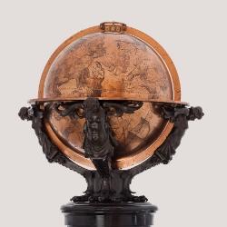 Globes terrestre et céleste