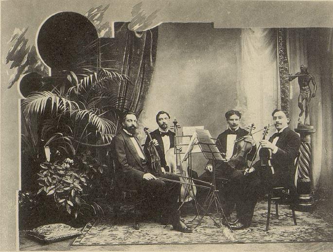 Quatuor Louis Hekking