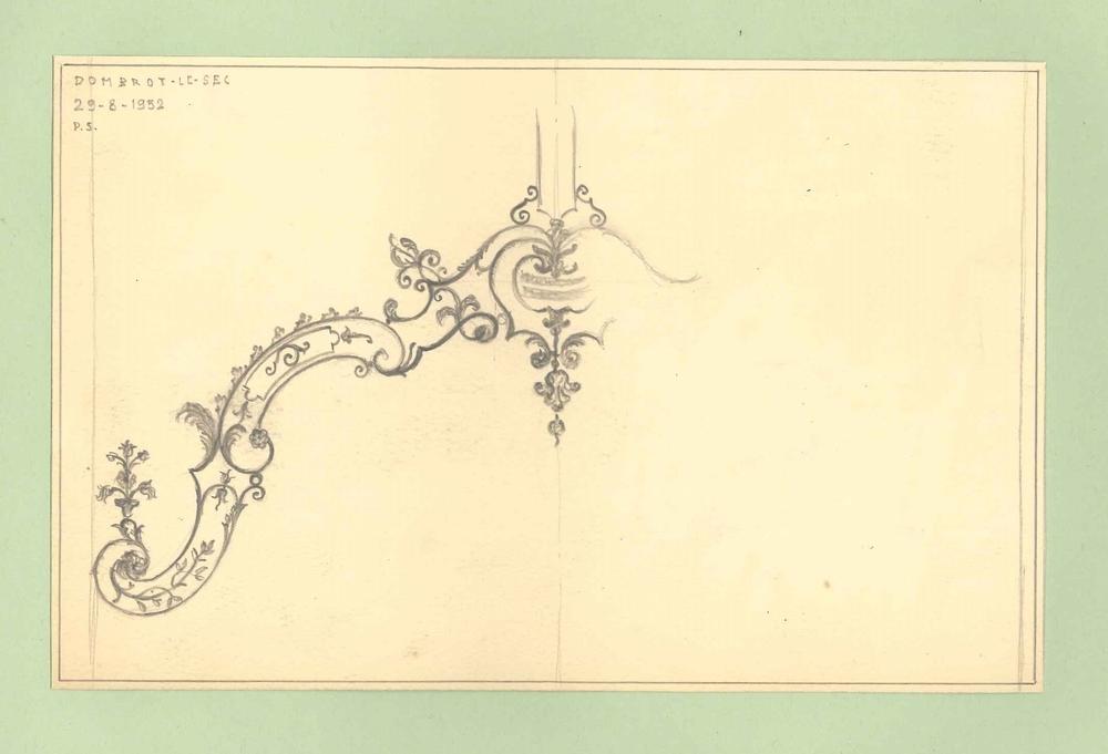 Dombrot-le-sec 29/08/1952