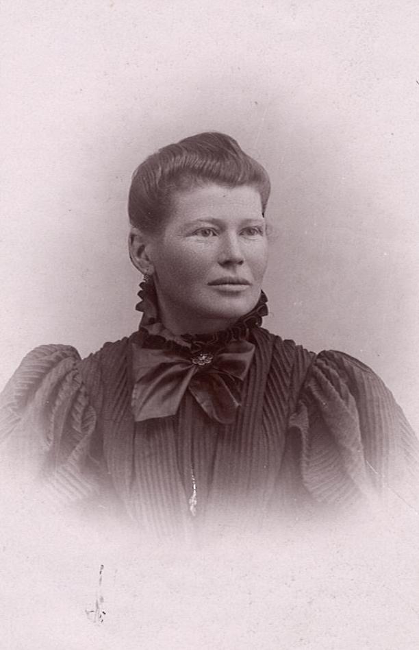 Mme Ferdinand Farnier, née Marie Goux