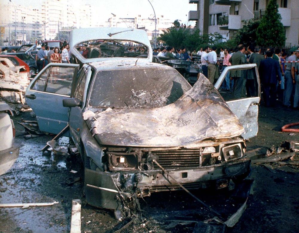 Palerme, via d'Amelio, 19 juillet 1992 @ Keystone / AP Photo
