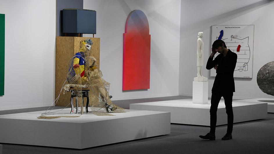 Salon ArtGenève © Charlotte Julie / 31 janvier 2015
