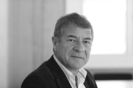 Kurt Imhof / DR