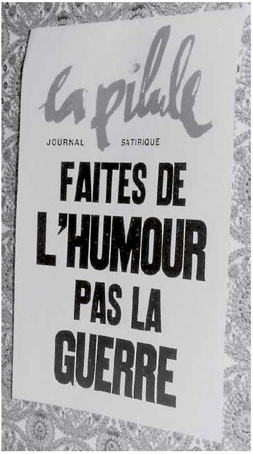 La Pilule © Jean-Noël Cuénod