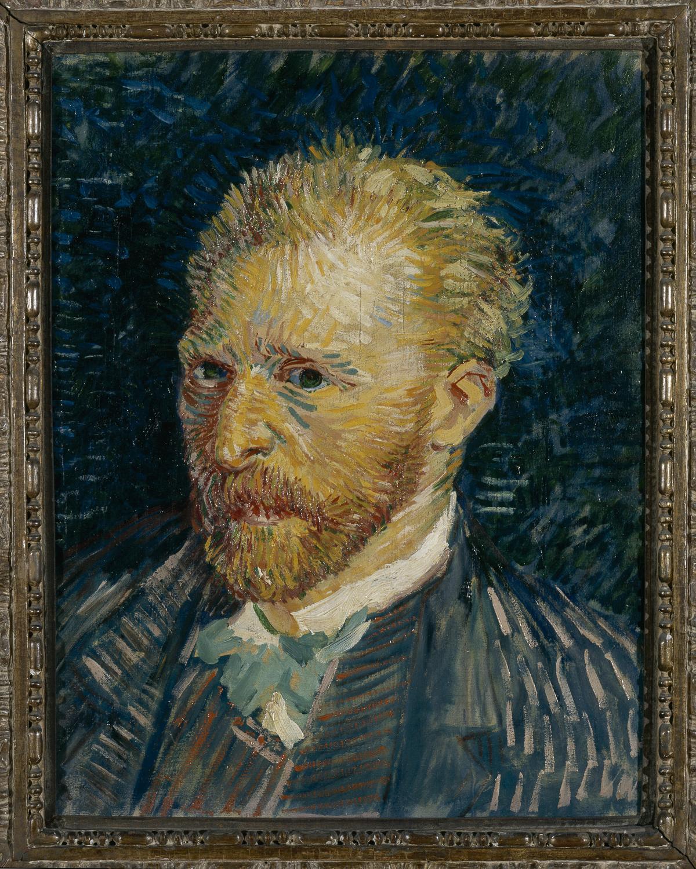 03. Van Gogh_Portrait de l'artiste 87_L