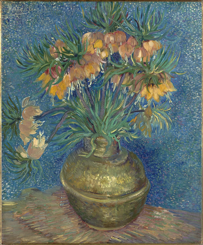 07.Van Gogh_Fritillaires_L