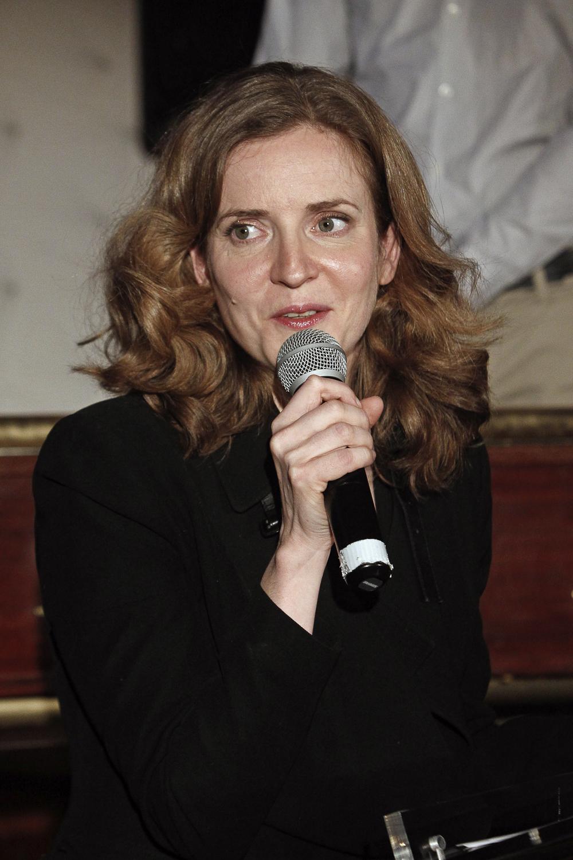 Nathalie Kosciusko-morizet, tête de liste de l'UMP. © Keystone AP / Thibault Camus / Paris, 27 janvier 2014