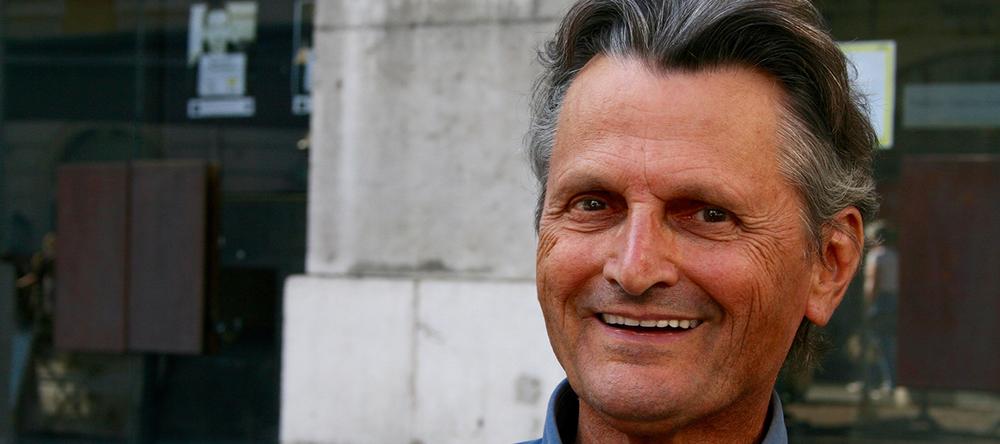 Michel Laloux, économiste franco-suisse. © DR