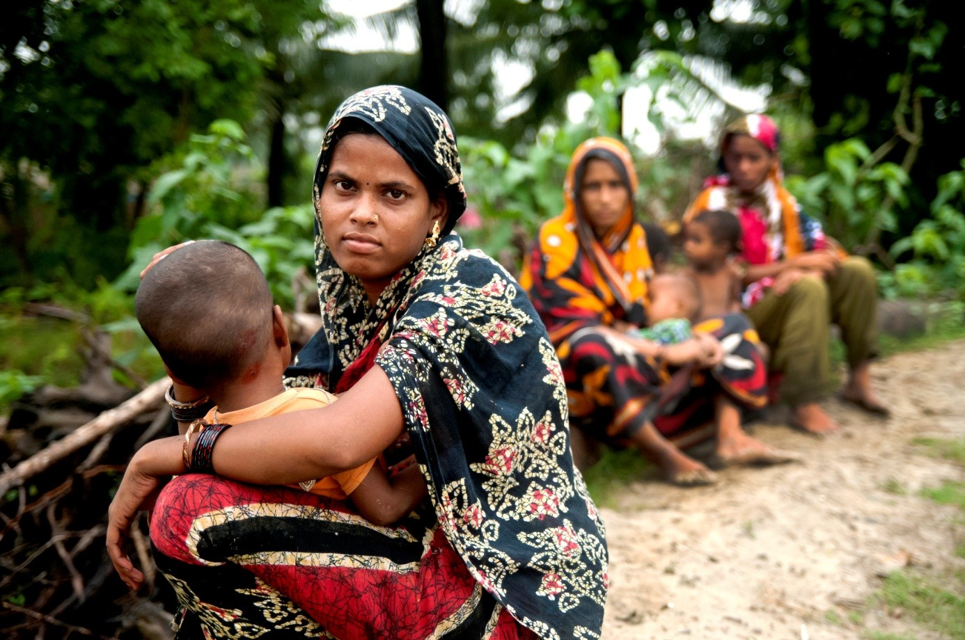 None to Care: Women like Jaitun Devi are uncertain about the future of their children