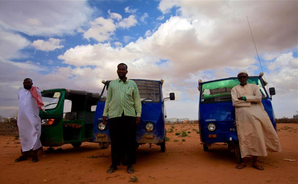 Internally displaced Somalis at Kooshar Camp in Burao, Somalia. © Gavin Roy / UN Photo