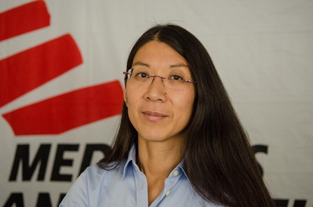 Joanne Liu © MSF