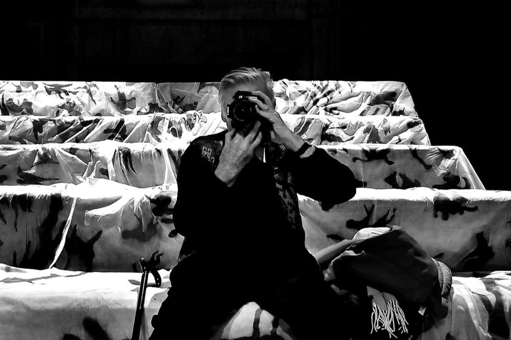 Image C du triptyque réalisé par Georges Cabrera / Théâtre de la Parfumerie, Genève, 22 novembre 2012