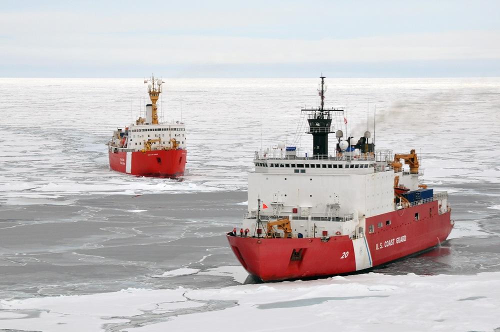 Si le Grand Nord est une région stratégique, c'est en raison de la quantité de ressources naturelles dont elle regorgerait. © DR / Archives