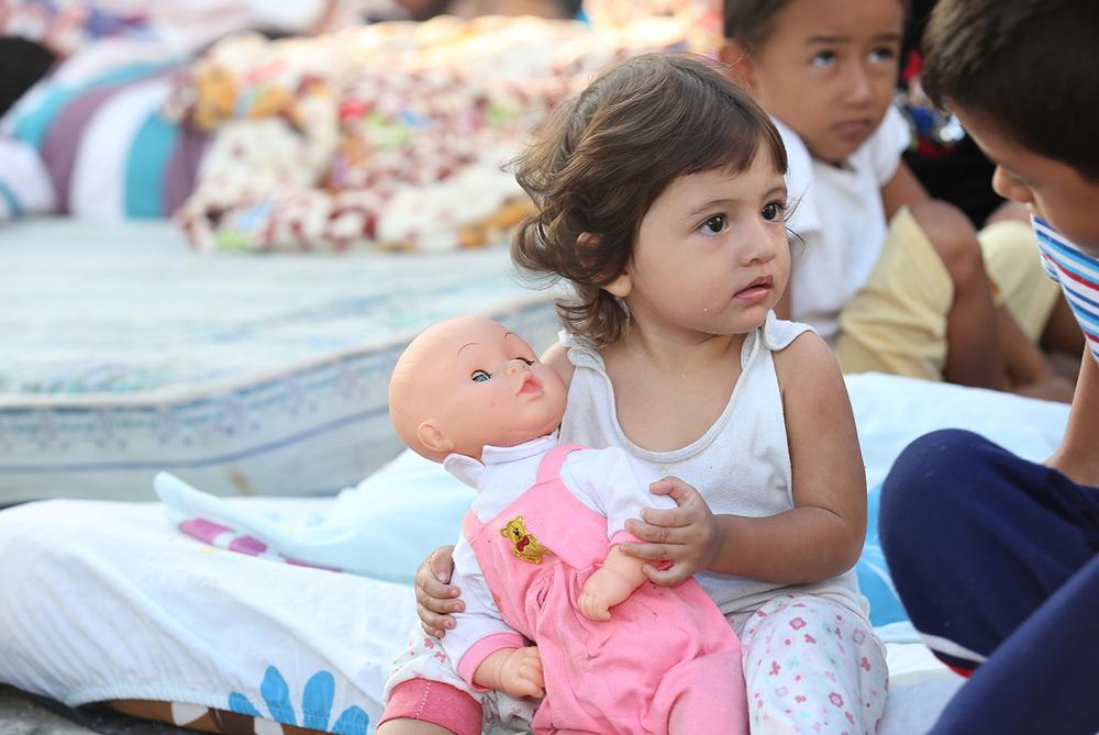 © UNICEF, 16 avril 2016, Portoviejo, Manabí
