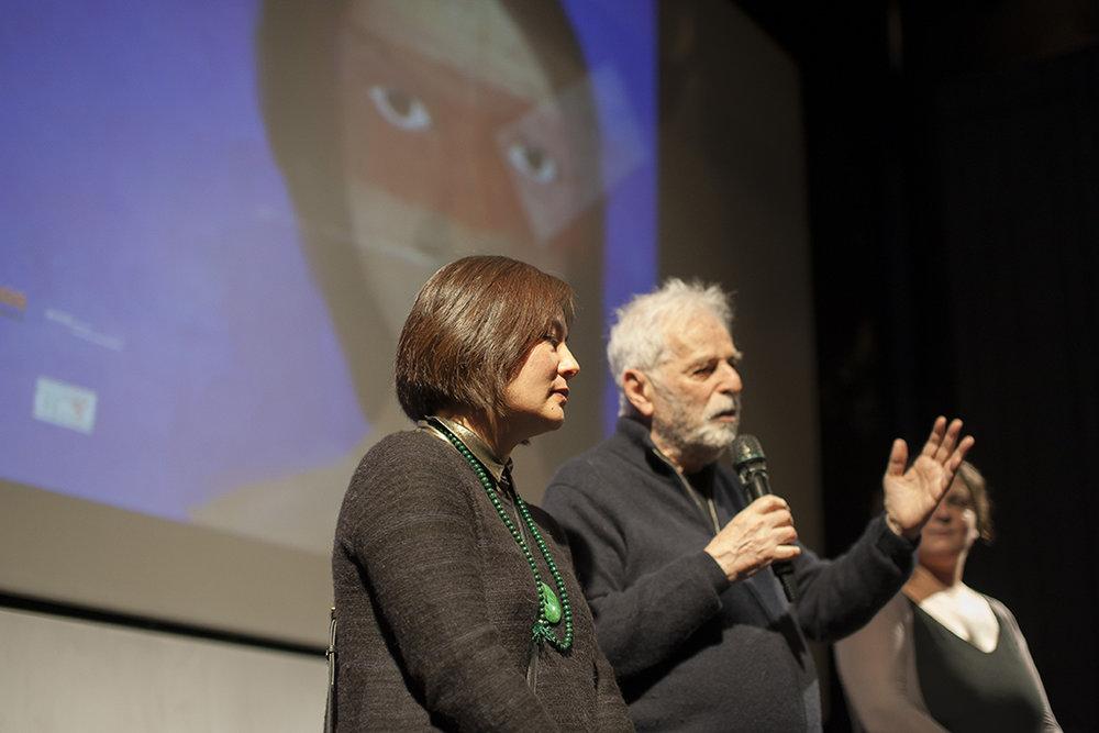 Alejandro Jodorowsky au festival Filmar en América latina © Giancarlo Fortunato / Genève 2016