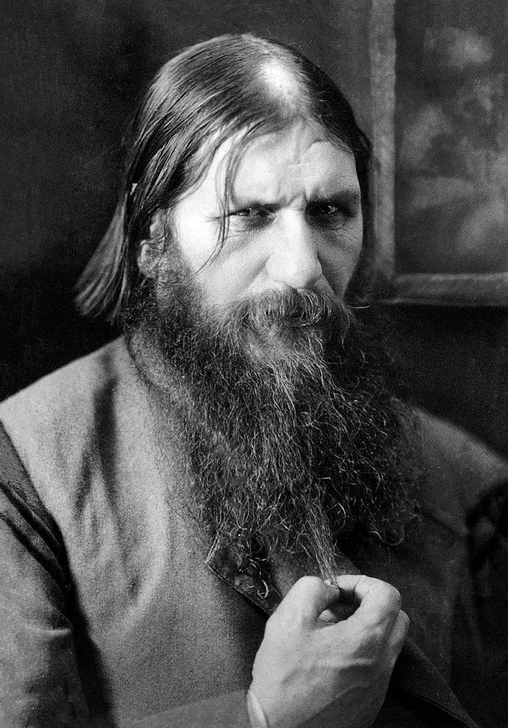 Grigori Efimovitch Raspoutine