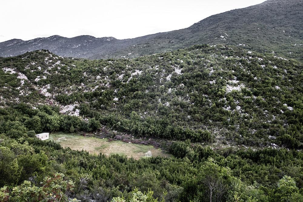 © Alberto Campi / Frontière entre la Bosnie-Herzégovine et la Croatie / 2015