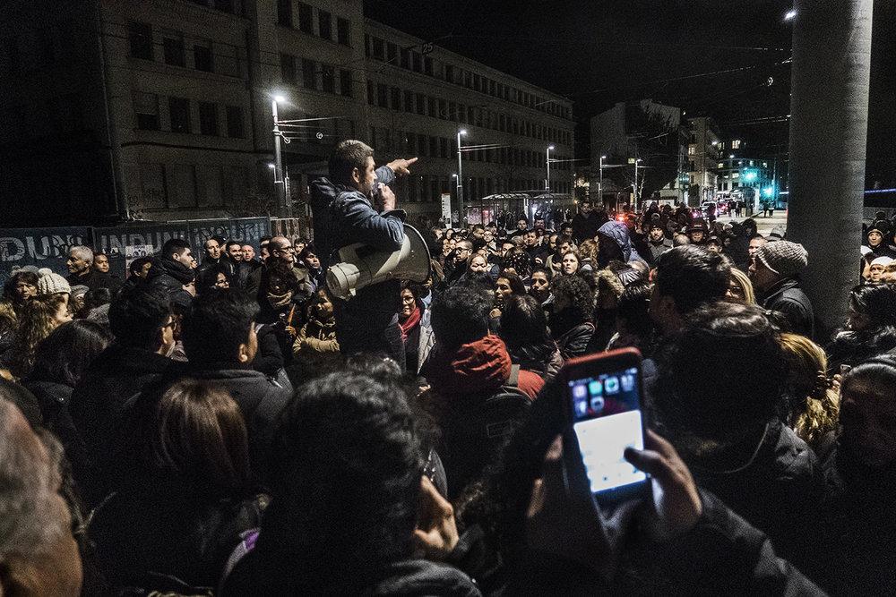 © Alberto Campi / Genève, 28 février 2017