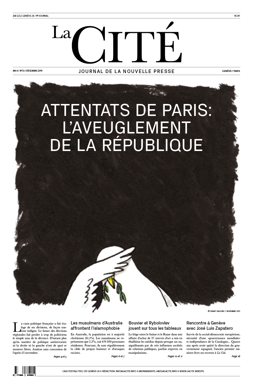 DÉCEMBRE 2015 - Édition n° 6924 pages