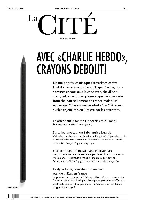 FÉVRIER 2015 - Édition n° 6124 pages