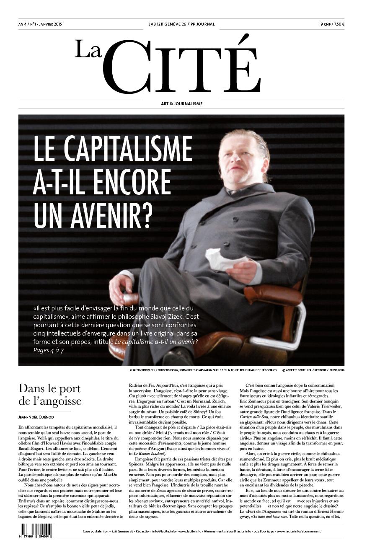 JANVIER 2015 - Édition n° 6024 pages
