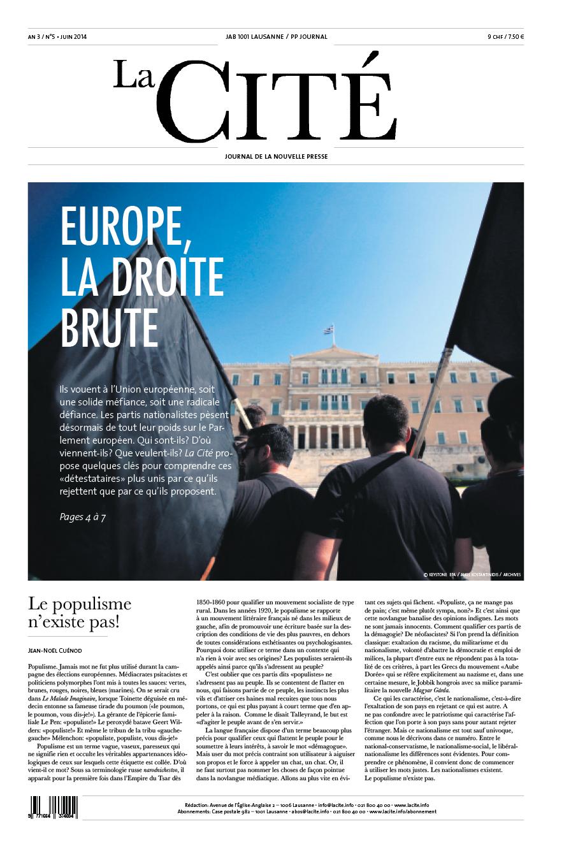 JUIN 2014 - Édition n° 5524 pages
