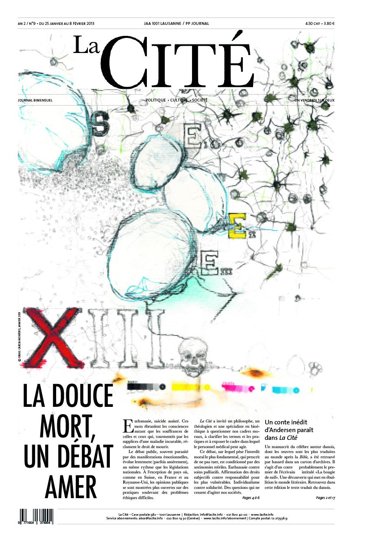 25 janvier 2013 - Édition n° 3524 pages