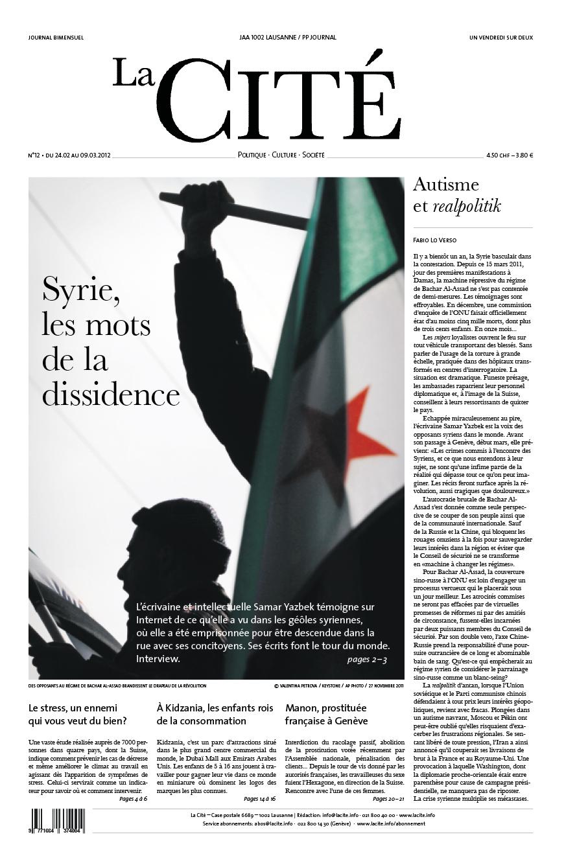 24 février 2012 - Édition n° 1224 pages