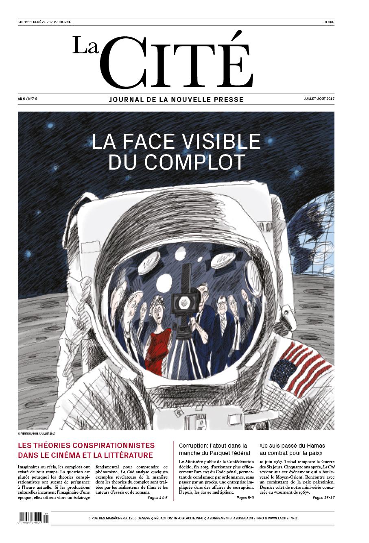 JUILLET-AOÛT 2017 - Édition n° 8624 pages