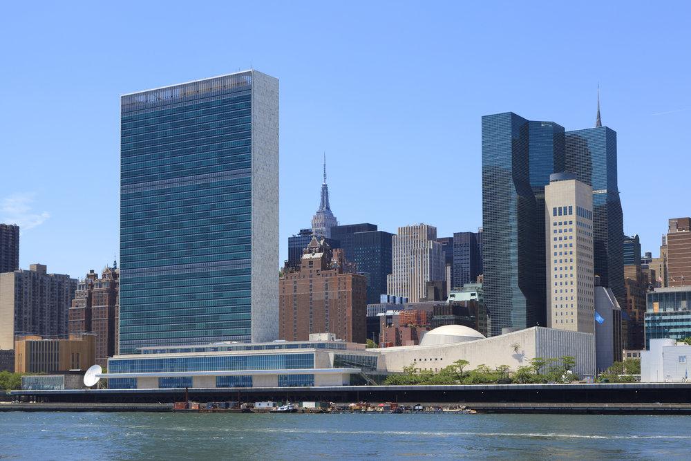 La Suisse fera campagne pour rejoindre les autres membres du Conseil de sécurité au siège de l'ONU à New York. © Charlotte Julie / 2016