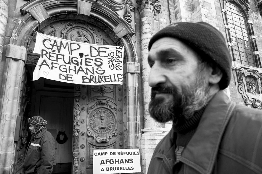 © Alberto Campi / Bruxelles, 12 décembre 2013