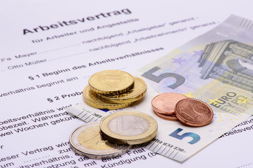 L'augmentation des fraudes au salaire minimum est de 40% entre 2016 et 2017. © Markus Wolfilser / Archives