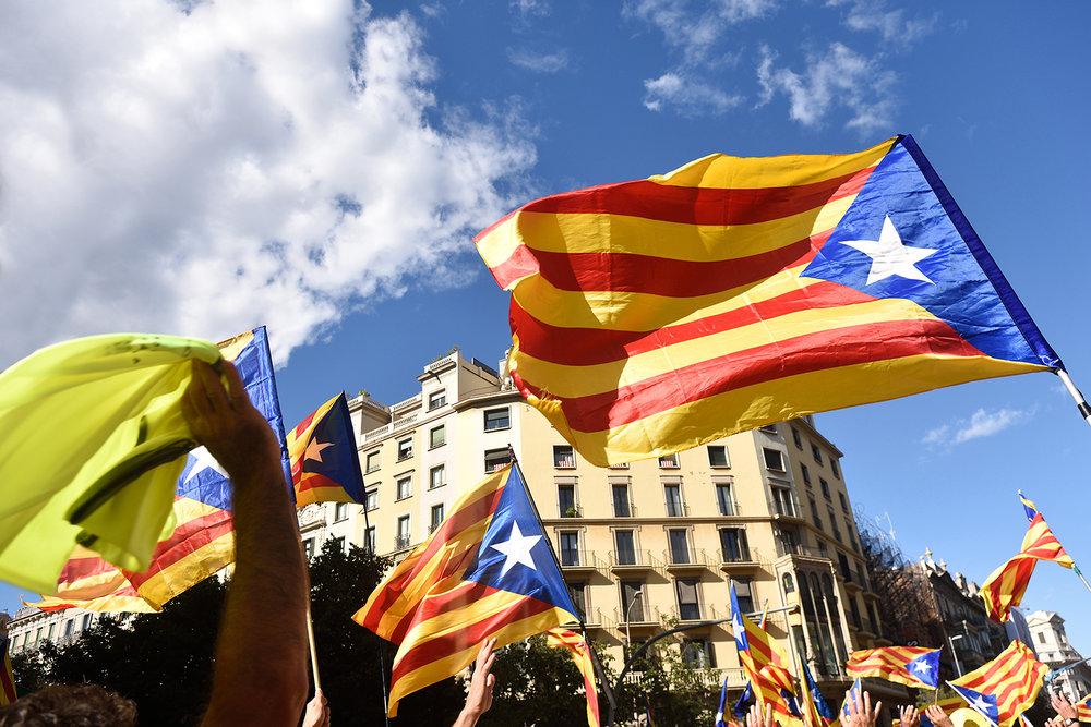 © Josep Curto / Barcelone, 22 décembre 2017