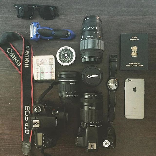 #Repost @foodologistdxb ・・・ My travel essentials while exploring the world around 🌎🌍🌏 . . . #dubai #dubailife #dubaibloggers #dubaiblogger #instapic #instablogger #picoftheday #pictureoftheday #photography #photographer #dubaiphotographer #dubaiphotography #travelphotography #travelblogger #travellers #canon #60d #550d #canon60d #50mm #1018mm #panasonic #babel #iphone6s #hamilton #18135mm #rayban