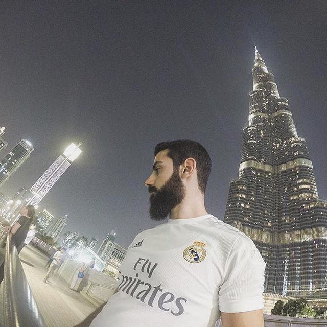 The worlds tallest 🤘🏻#Repost @mikhaelbitar