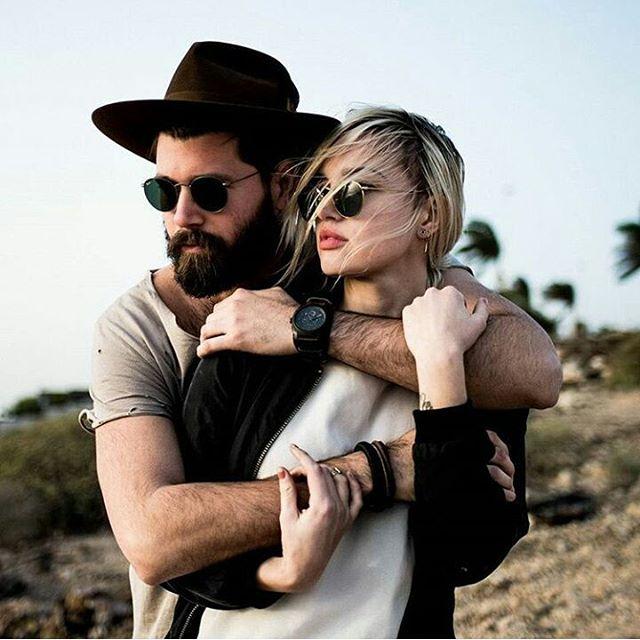 Keep calm and love the beard 🕶  #Repost @lindavisser with @repostapp ・・・ 250 days of love ❤