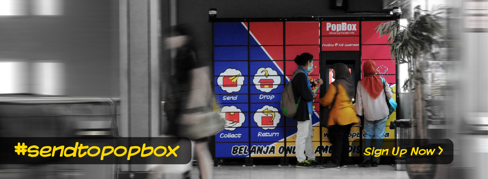 PopBox kini hadir di Sekolah Tinggi Media Komunikasi Trisakti.