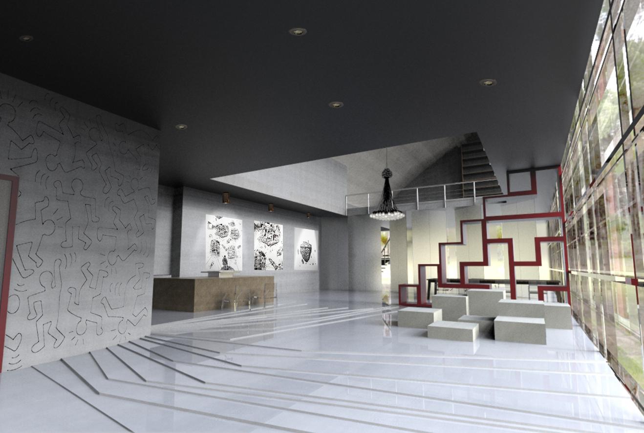 Light Installation Biolux Alice Bonicelli Interior Design