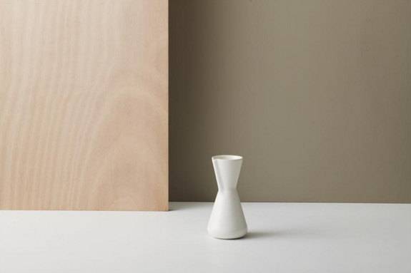 The latest collection of ceramics by Gidon Bing  draws inspiration from the power and presence of reductive forms – a natural extension of his sculptural practice, where a fascination with the relationship between biological asymmetry and the artefact is explored.