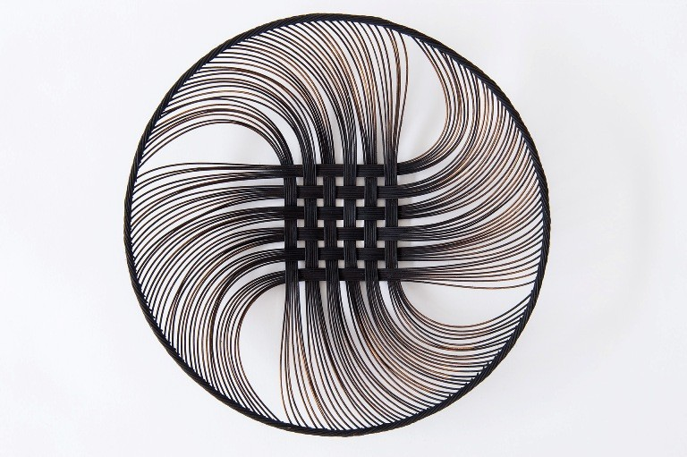 """Featured Ruth Castle """"Woven Dish"""""""