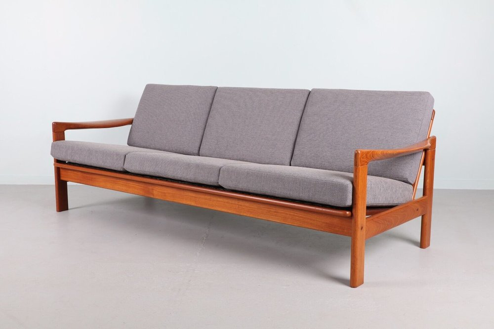 Featured: Mid Century Danish Sofa